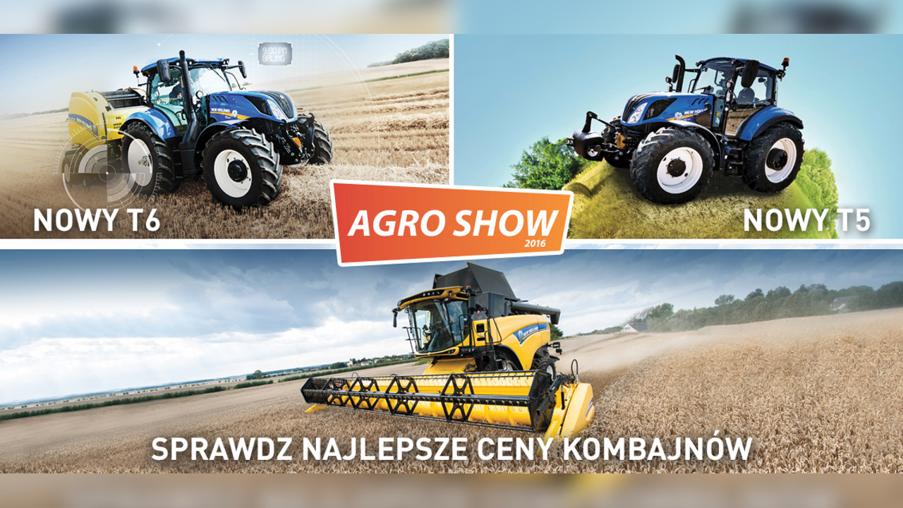 AgroShow Bednary