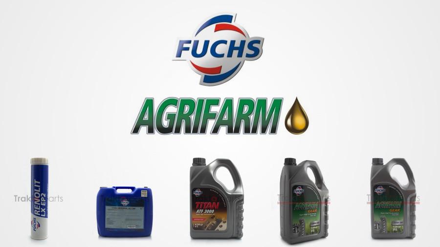 Oleje Fuchs Agrifarm