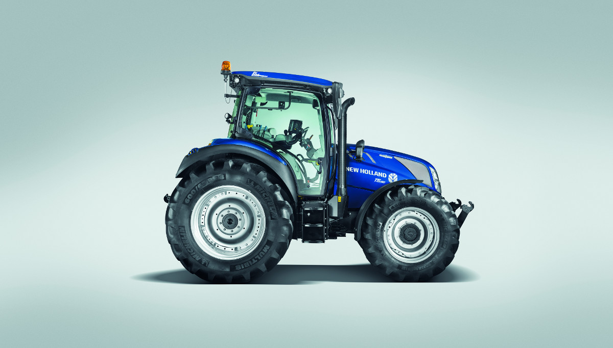 New Holland T5 AutoCommand - 2